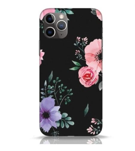 Florals iPhone 11 Pro Mobile Cover